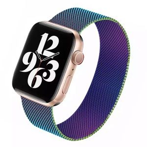 🎉Colorful Milanese loop band for Apple iWatch